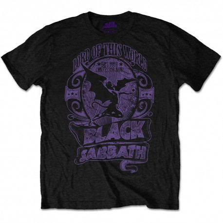 Tricou Black Sabbath: Lord of This World