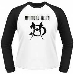 Tricou maneca lunga Diamond Head: Logo