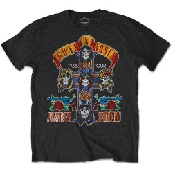 Tricou Guns N' Roses: NJ Summer Jam 1988