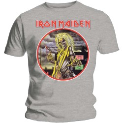 Iron Maiden: Killers Circle (tricou)