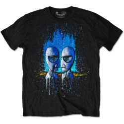 Pink Floyd: Division Bell Drip (Tricou Editie Speciala)