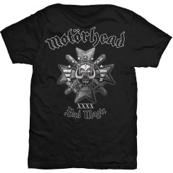 Tricou Motorhead: Bad Magic