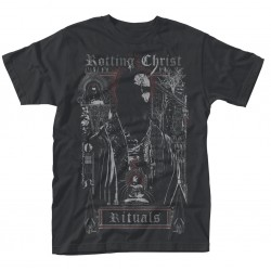 Rotting Christ: Rituals (tricou)