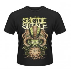 Tricou Suicide Silence: Time Stealer