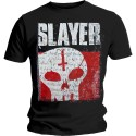 Slayer: Undisputed Attitude Skull (tricou)