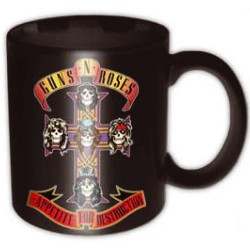 Cana Guns N' Roses: Appetite for Destruction