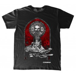 The Walking Dead: Stained Glass (tricou)
