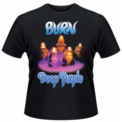 Deep Purple: Burn (tricou)