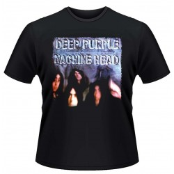 Deep Purple: Machine Head (tricou)