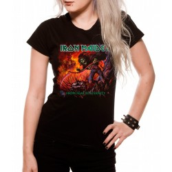 Iron Maiden: From Fear To Eternity (tricou dama)