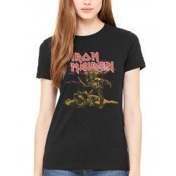 Iron Maiden: Slasher (tricou dama)