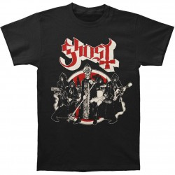 Tricou Ghost: Road To Rome