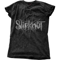 Slipknot: Logo Star (tricou fashion - dama)