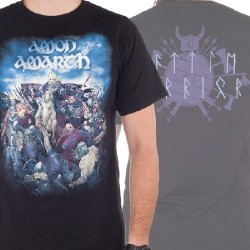 Amon Amarth: Battle Warrior (tricou)