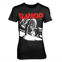 Rancid: Boot (tricou dama)