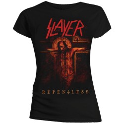 Tricou Dama Slayer: Repentless Crucifix