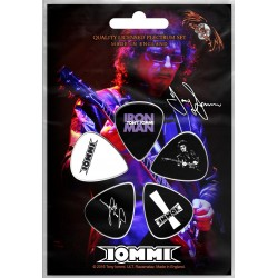 Tony Iommi (Black Sabbath): Iommi (set pene chitara - 5 buc.)