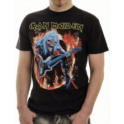 Iron Maiden: Fear Live Flames (tricou)