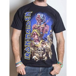 Iron Maiden: Somewhere Back in Time Jumbo (tricou)