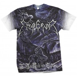 Emperor: In the Nightside Eclipse (Tricou allover)