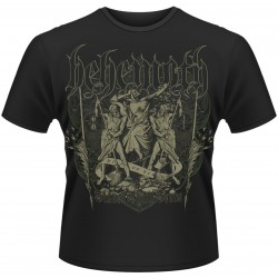 Tricou Behemoth: Slaves Shall Serve