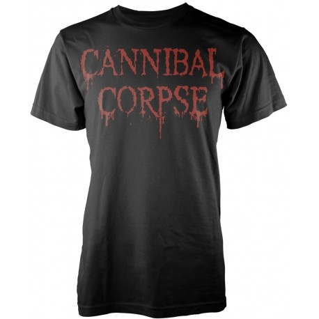 Cannibal Corpse: Dripping Logo (Tricou)