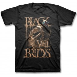 Tricou Black Veil Brides: Dustmask