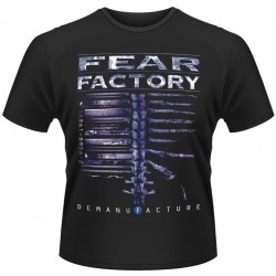 Tricou Fear Factory: Demanufacture