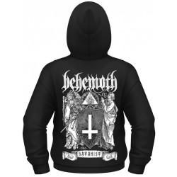 Behemoth: The Satanist (hanorac cu fermoar)