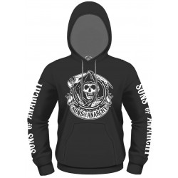 Sons Of Anarchy: Reaper Banner (hanorac)