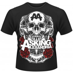 Asking Alexandria: Black Shadow (tricou)