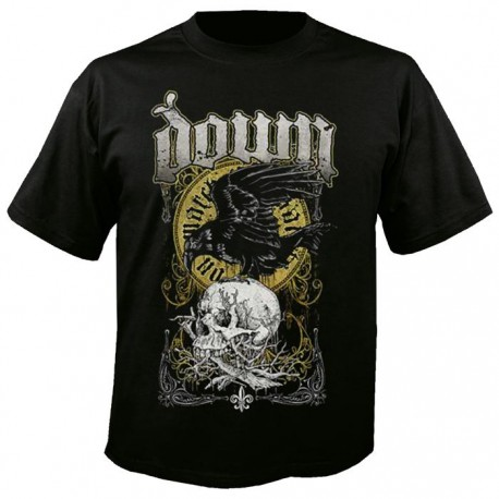 Tricou Down: Swamp Skull