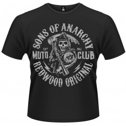 Sons Of Anarchy: Moto Reaper (tricou)