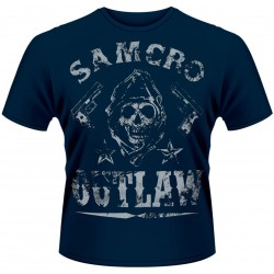Tricou Sons Of Anarchy: Outlaw