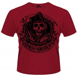Sons Of Anarchy: Reaper Banner (tricou)