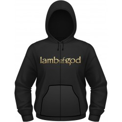 Hanorac cu fermoar Lamb of God: Anime