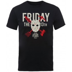 Friday The 13th: Day Of Fear (tricou)
