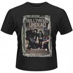 Hollywood Undead: Cement Photo (tricou)
