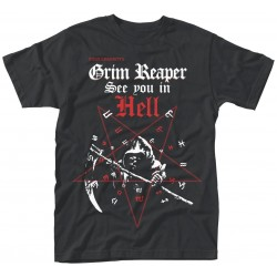 Grim Reaper: See You In Hell (tricou)