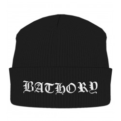 Bathory: Logo (caciula)