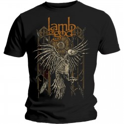 Lamb of God: Crow (tricou)