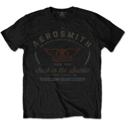 Aerosmith: Back In The Saddle (tricou)
