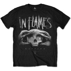 In Flames: Battles 2 Tone (tricou)