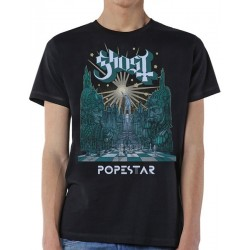 Tricou Ghost: Lightbringer Popestar Tour Europe 2017