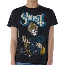 Tricou Ghost: Papa Of The World
