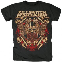 Killswitch Engage: Engage Bio War (tricou)
