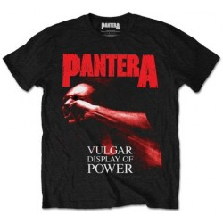 Pantera: Red Vulgar Display of Power (tricou)