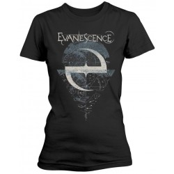 Evanescence: Space Map (tricou dama)