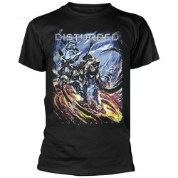Tricou Disturbed: The End
