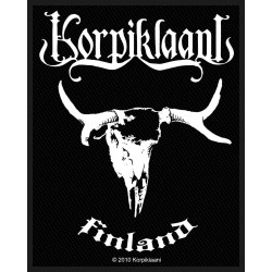 Korpiklaani: Finland (patch)